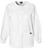Photograph of WW Originals Women Snap Front Warm-Up Jacket White 4350-WHTW