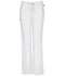 Photograph of WW Flex Women's Mid Rise Moderate Flare Drawstring Pant White 44101A-WHTW