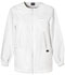 Photograph of WW Originals Men's Men's Snap Front Warm-Up Jacket White 4450-WHTW