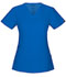 Photograph of WW Flex Women's V-Neck Top Blue 44700A-ROYW