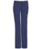 Photograph of Code Happy Bliss Women's Low Rise Straight Leg Drawstring Pant Blue 46000AB-NVCH