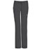 Photograph of Code Happy Bliss Women's Low Rise Straight Leg Drawstring Pant Gray 46000AB-PWCH