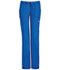 Photograph of Code Happy Bliss Women's Low Rise Straight Leg Drawstring Pant Blue 46000AB-RYCH