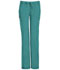 Photograph of Bliss Women's Low Rise Straight Leg Drawstring Pant Green 46000AP-TLCH