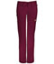 Photograph of Bliss Women's Low Rise Straight Leg Drawstring Pant Purple 46000AT-WICH