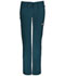 Photograph of Code Happy Bliss Women's Low Rise Straight Leg Drawstring Pant Blue 46000A-CACH