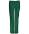 Photograph of Code Happy Bliss Women's Low Rise Straight Leg Drawstring Pant Green 46000A-HNCH