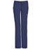 Photograph of Bliss Women's Low Rise Straight Leg Drawstring Pant Blue 46000A-NVCH