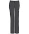 Photograph of Code Happy Bliss Women's Low Rise Straight Leg Drawstring Pant Gray 46000A-PWCH