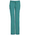 Photograph of Bliss Women's Low Rise Straight Leg Drawstring Pant Green 46000A-TLCH