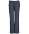 Photograph of Code Happy Bliss Women's Mid Rise Moderate Flare Drawstring Pant Gray 46002AB-PWCH