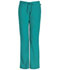 Photograph of Bliss Women's Mid Rise Moderate Flare Drawstring Pant Green 46002AB-TLCH