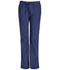 Photograph of Bliss Women's Mid Rise Moderate Flare Drawstring Pant Blue 46002AP-NVCH