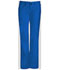 Photograph of Bliss Women's Mid Rise Moderate Flare Drawstring Pant Blue 46002A-RYCH