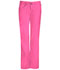 Photograph of Bliss Women's Mid Rise Moderate Flare Drawstring Pant Pink 46002A-SHCH