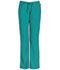 Photograph of Bliss Women's Mid Rise Moderate Flare Drawstring Pant Green 46002A-TLCH