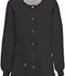 Photograph of Bliss Women's Snap Front Warm-up Jacket Black 46300A-BXCH