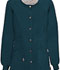 Photograph of Bliss Women's Snap Front Warm-up Jacket Blue 46300A-CACH