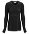 Photograph of Code Happy Bliss Women's Long Sleeve Underscrub Knit Tee Black 46608A-BXCH