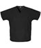 Photograph of WW Originals Women's V-Neck Top Black 4700-BLKW