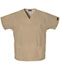 Photograph of WW Originals Women's V-Neck Top Khaki 4700-DKAW