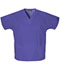 Photograph of WW Originals Women V-Neck Top Purple 4700-GRPW