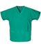 Photograph of WW Originals Women's V-Neck Top Green 4700-SGRW