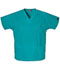 Photograph of WW Originals Women's V-Neck Top Green 4700-TLBW