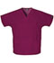 Photograph of WW Originals Women V-Neck Top Purple 4700-WINW