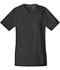 Photograph of WW Originals Unisex Tall Unisex V-Neck Top Black 4701-BLKW