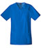 Photograph of WW Originals Unisex Tall Unisex V-Neck Top Blue 4701-ROYW