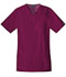 Photograph of WW Originals Unisex Tall Unisex V-Neck Top Purple 4701-WINW