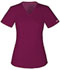 Photograph of WW Core Stretch Women's V-Neck Top Purple 4710-WINW