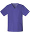 Photograph of WW Core Stretch Unisex Unisex V-Neck Top Purple 4725-GRPW