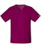 Photograph of WW Core Stretch Unisex Unisex V-Neck Top Purple 4725-WINW