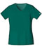 Photograph of WW Core Stretch Women\'s V-Neck Top Green 4727-HUNW