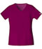Photograph of WW Core Stretch Women's V-Neck Top Purple 4727-WINW