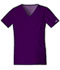 Photograph of WW Core Stretch Women Mock Wrap Top Purple 4728-EGGW