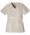 Photograph of WW Core Stretch Women's Mock Wrap Top Khaki 4748-KAKW