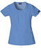 Photograph of WW Originals Women\'s Round Neck Top Blue 4761-CIEW
