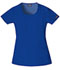 Photograph of WW Originals Women's Round Neck Top Blue 4761-GABW