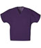 Photograph of WW Originals Unisex Unisex V-Neck Tunic Purple 4777-EGGW