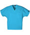 Photograph of WW Originals Unisex Unisex V-Neck Tunic Blue 4777-MABW