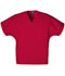 Photograph of WW Originals Unisex Unisex V-Neck Tunic. Red 4777-REDW