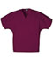 Photograph of WW Originals Unisex Unisex V-Neck Tunic Purple 4777-WINW