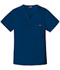 Photograph of WW Originals Men's Men's V-Neck Top Blue 4789-NAVW