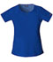 Photograph of WW Originals Women\'s Round Neck Top Blue 4824-GABW
