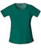 Photograph of WW Originals Women\'s Round Neck Top Green 4824-HUNW