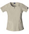 Photograph of WW Originals Women's Round Neck Top Khaki 4824-KAKW
