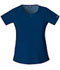 Photograph of WW Originals Women's Round Neck Top Blue 4824-NAVW